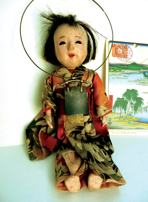 Doll with Pendant